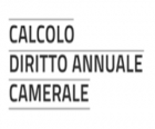 CALCOLO DIRITTO ANNUALE CAMERALE